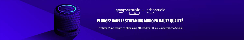 AMAZON MUSIC HD - Test & Avis - Les Meilleures Enceintes Avis.fr
