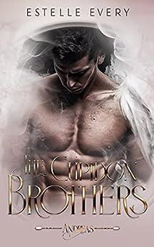 Andréas: une romance paranormale avec un ange (tome 4) (Saga des frères Cupidon) par [Estelle Every]