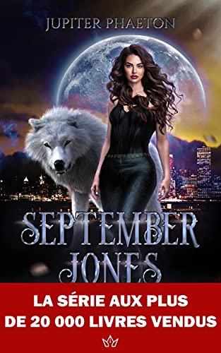 September Jones - Tome 1 : Loups, magie et cie de Jupiter Phaeton 51FaiC3+yWL