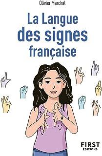 Petit livre La Langue des signes française