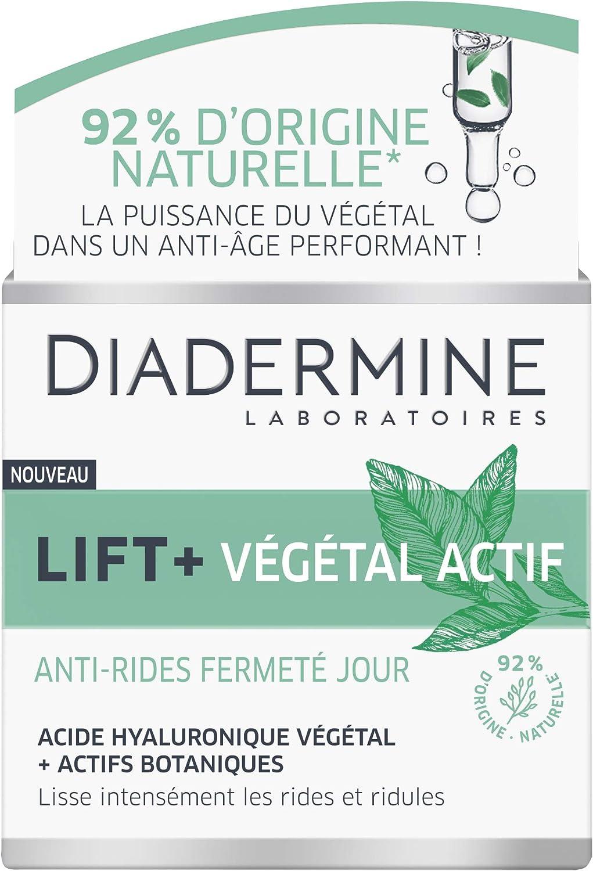 Diadermine - Lift+ - Végétal Actif - Crème de Jour Anti-Rides Fermeté
