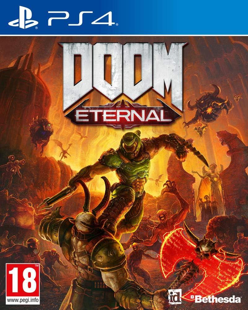 Doom Eternal- PS4 | id Software. Programmeur