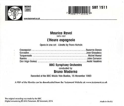 Ravel - Opéras - Page 6 71bRazn0LoL._SL500_