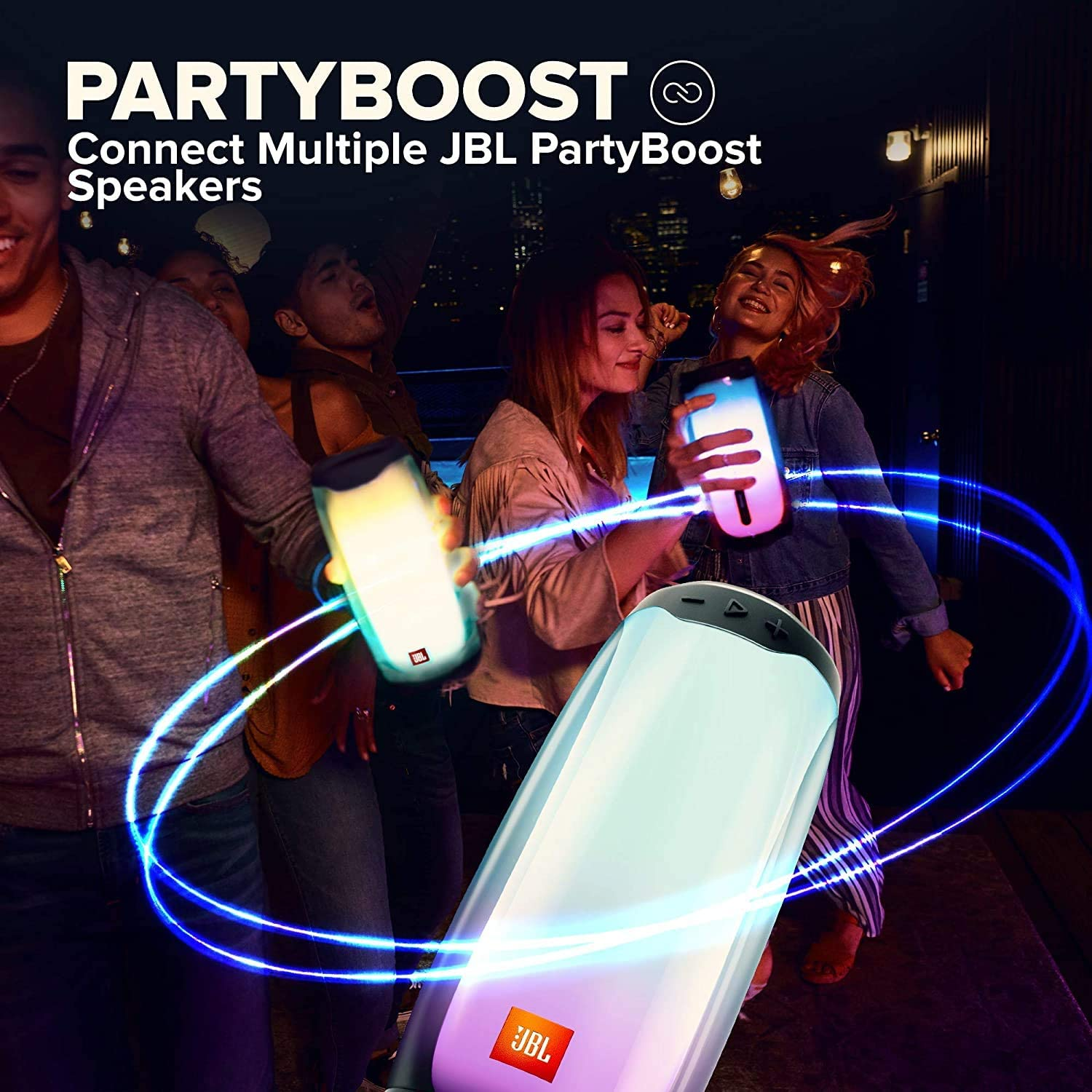 JBL Pulse 4 - PartyBoost