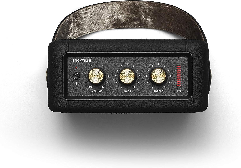 Marshall Stockwell II Enceinte Bluetooth - Test & Avis