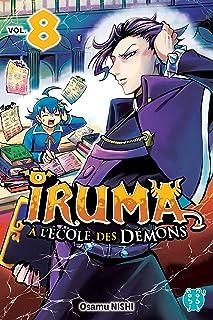Iruma à l'école des démons 8
