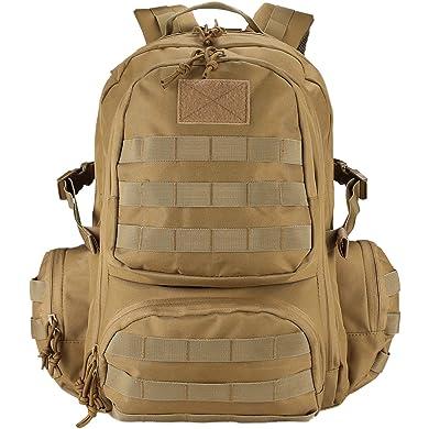 Procase Sac à Dos Durable, Style Militaire Tactique,