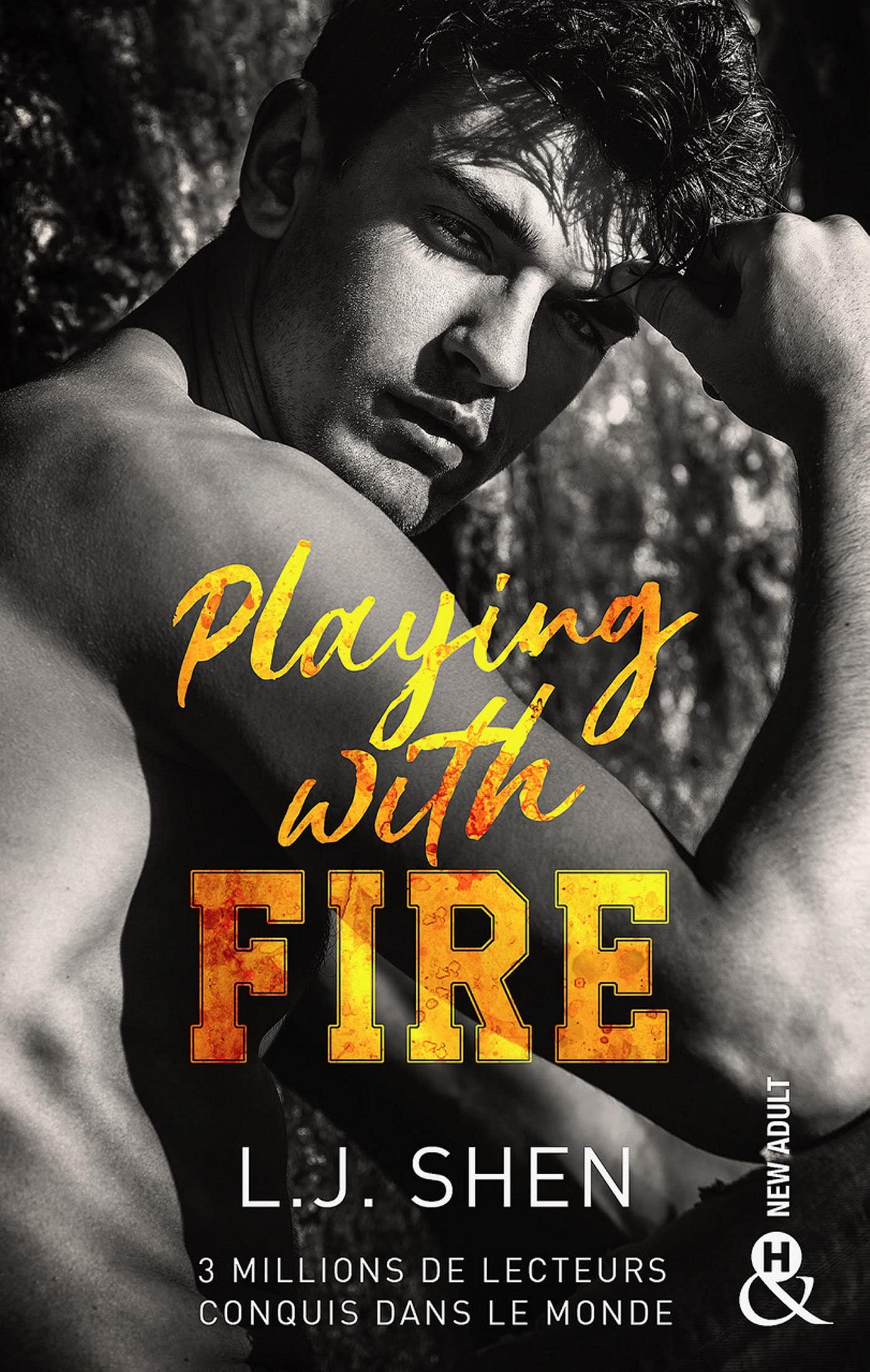 Playing with fire de L.J Shen 81l5PlTqKvL