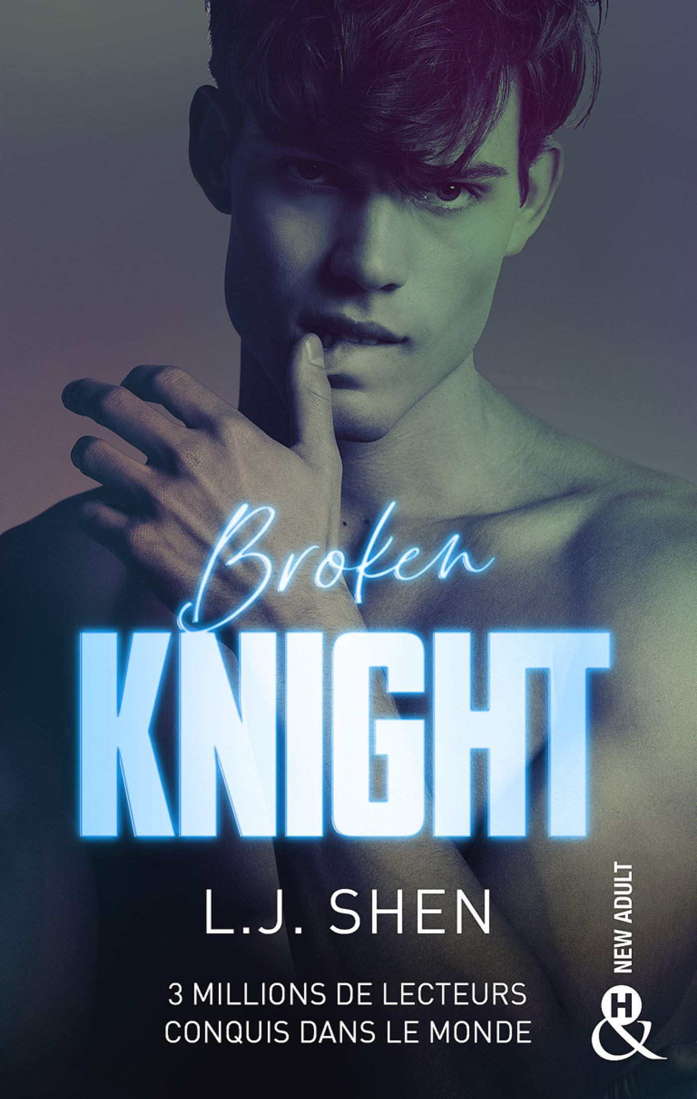 All Saints High - Tome 2 : Broken Knight de L.J Shen 81uzuRFqWHL