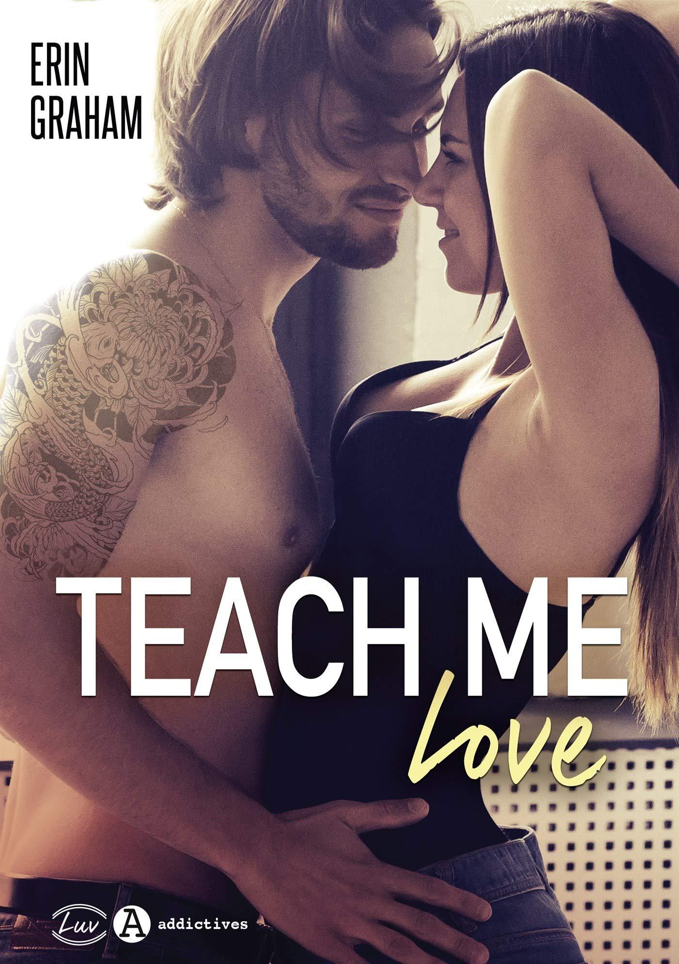 Teach me love de Erin Graham 81wRae0EI1L