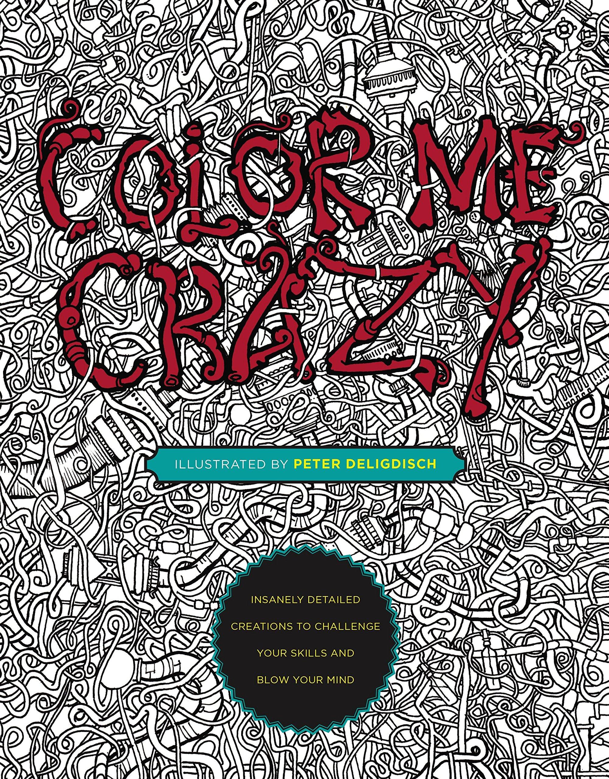 Le plus difficile des livres de coloriage adulte