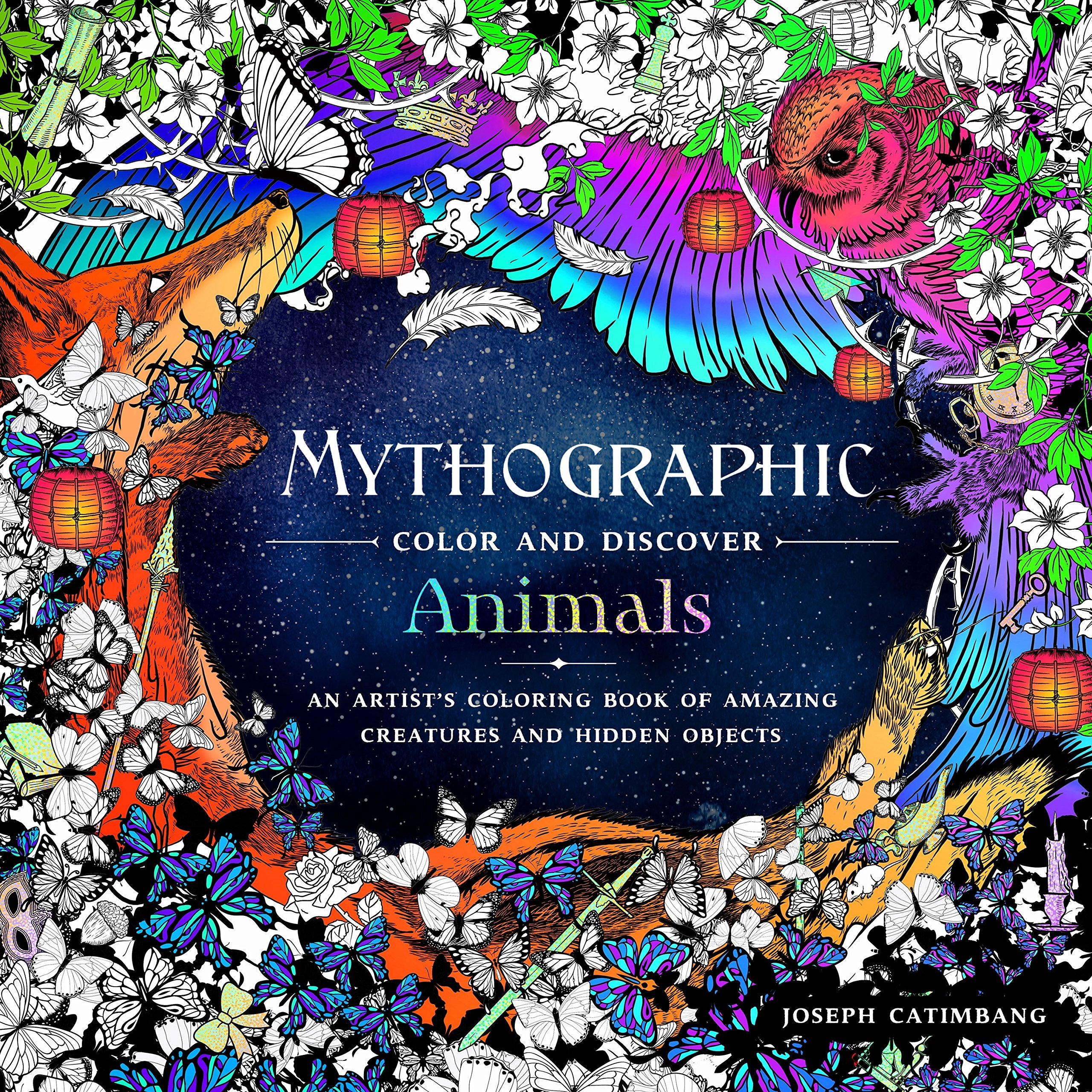 Mythographic Color