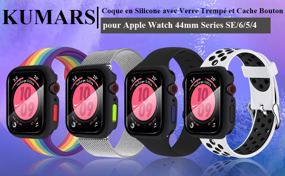 apple watch serie 6 44mm protection