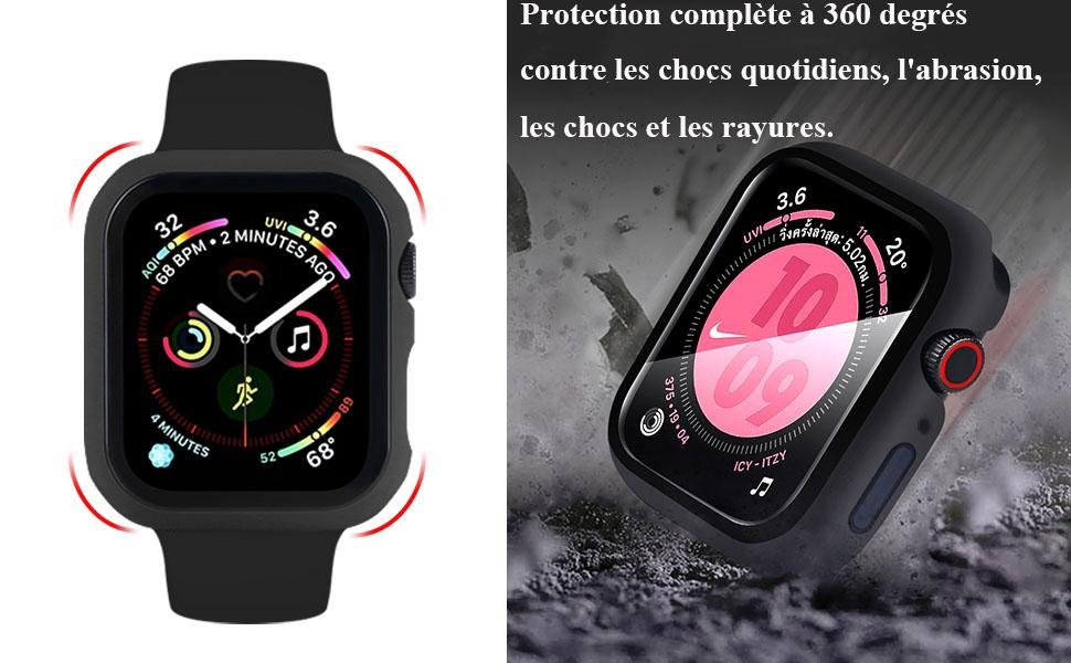 verre trempé apple watch se 44mm