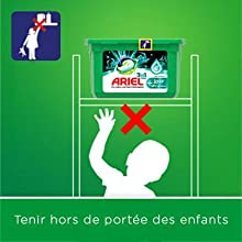 Close the box after each use and keep out of reach of children for their safety.