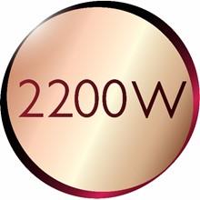 2200w