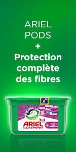 Ariel Pods + Complete fiber protection