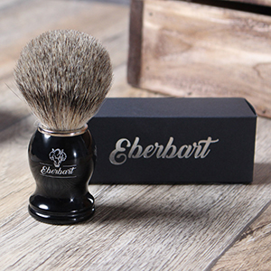 Blaireau pour barbe Eberbart